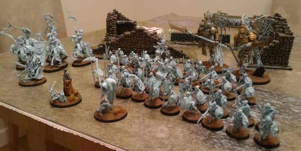 Warhammer Death Army