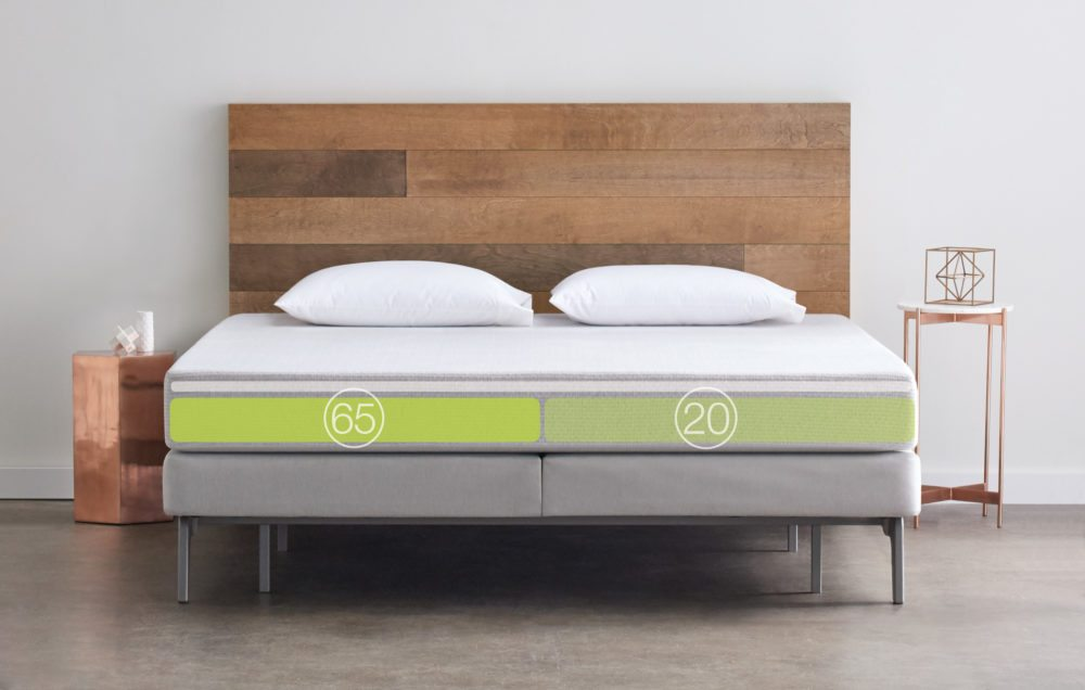 This bed is smarter than some people I know. Source: it bed.