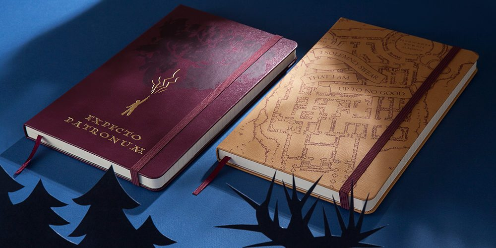 Harry Potter Moleskines Exist, And We Want Them