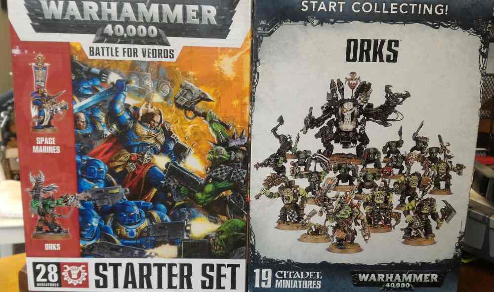Vedro & Ork boxes
