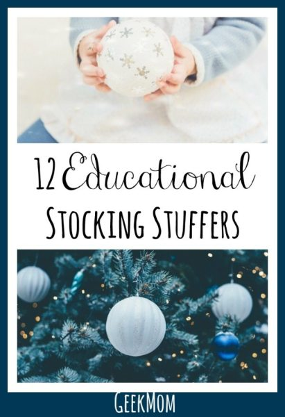12 Educational Stocking Stuffers