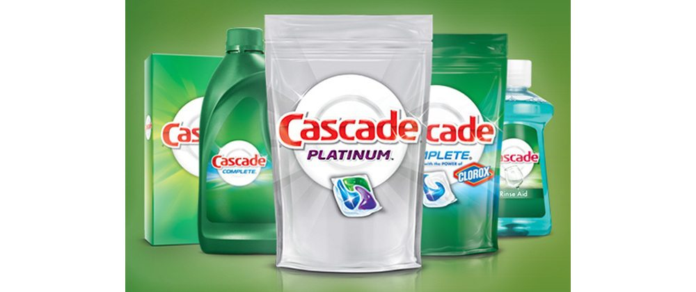 Sponsored: We All Want Our Dishes to Be Cascade Clean