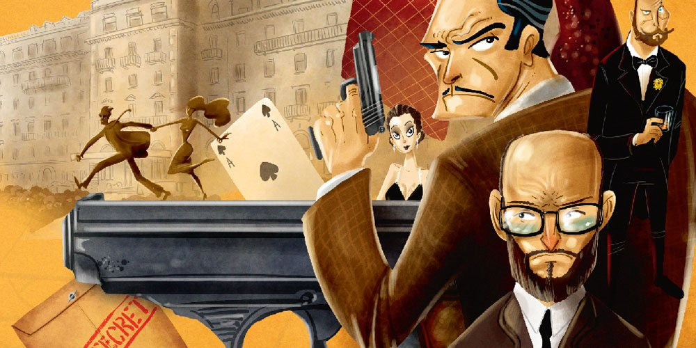 Enjoy Your Stay in the 'City of Spies: Estoril 1942'