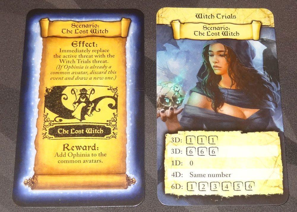 Eight Epics Lost Witch Scenario