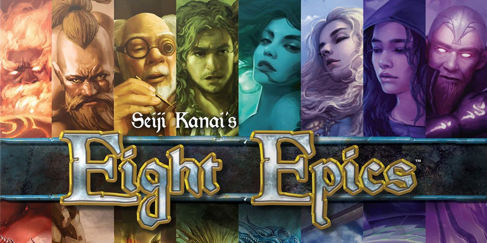 'Eight Epics': Roll Dice, Save the World
