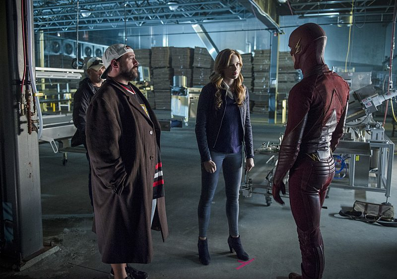 DC on The CW: Consistently Inconsistent
