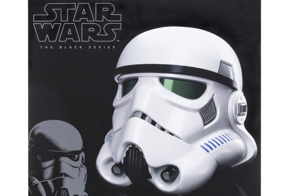 'Star Wars' Black Series Stormtrooper Helmet