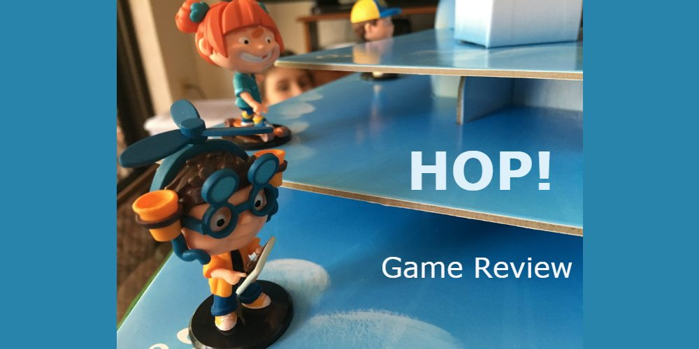 HOP! Game Review