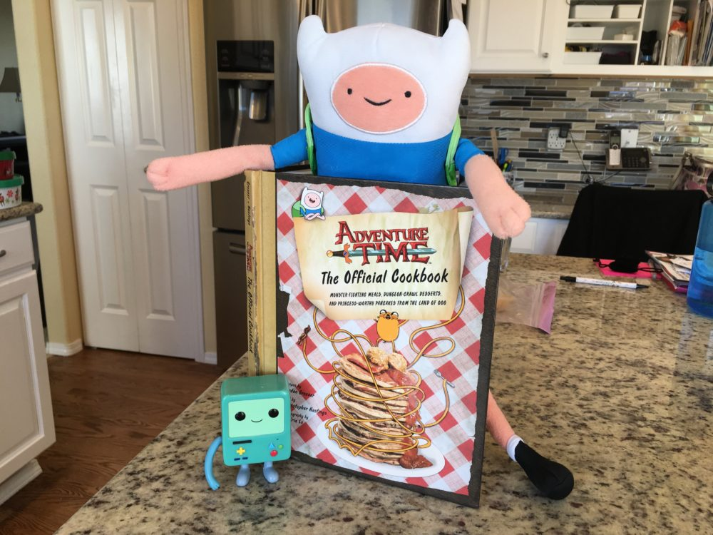Push Your Cooking Skills With 'Adventure Time: The Official Cookbook'