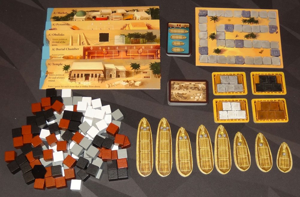 Imhotep components