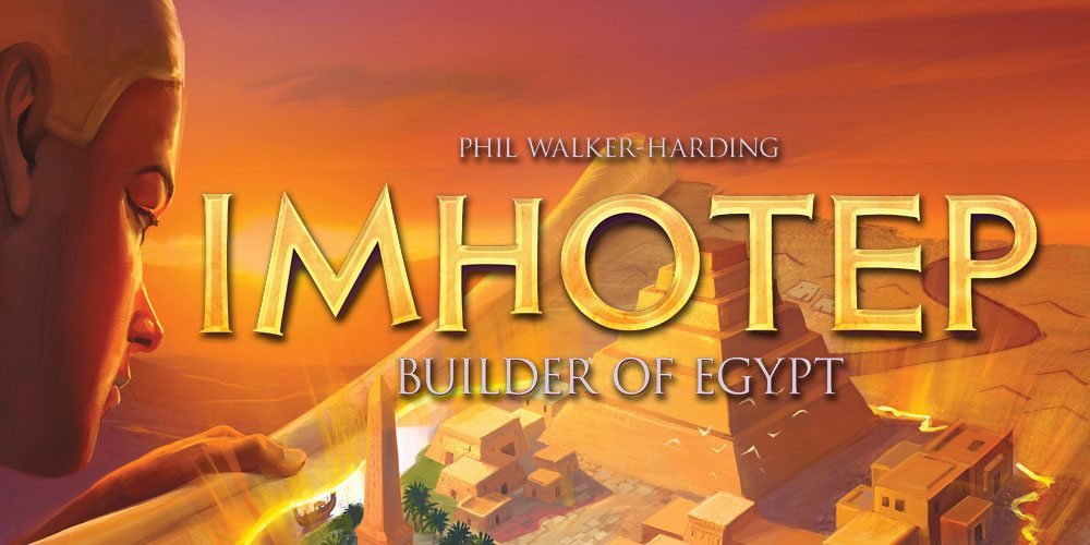 Be Competitive Architects in 'Imhotep: Builder of Egypt'