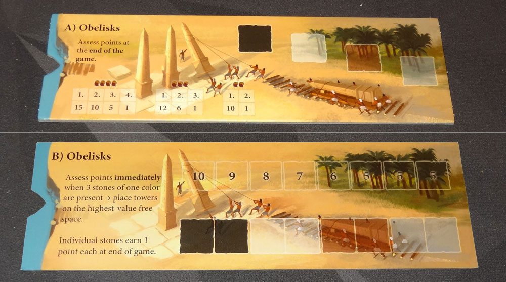 Imhotep reversible boards