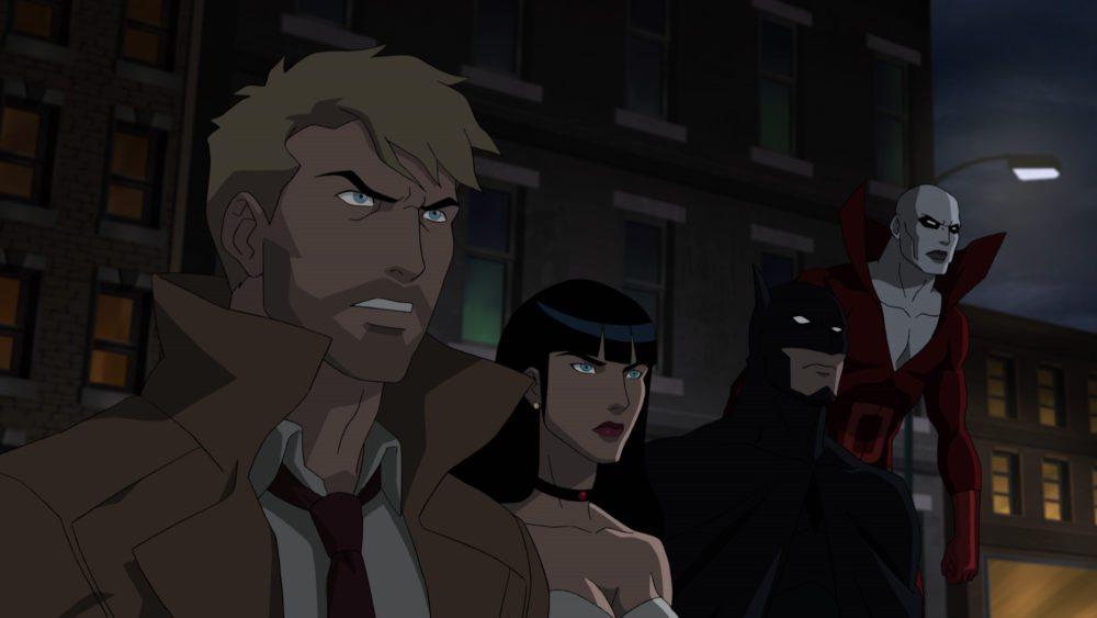Justice League Dark, screen shot, image via Warner Bros.