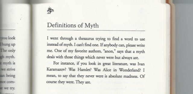 "'Madeleine L'Engle: Herself,"" page 319. WaterBrook Press, 2001."