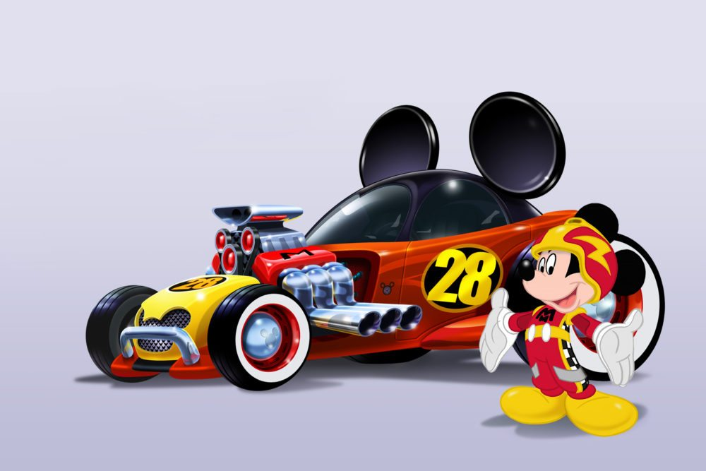 Mickey Mouse Is Back in 'Mickey and the Roadster Racers'
