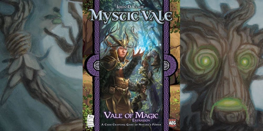 Expand the 'Mystic Vale' in 'Vale of Magic'