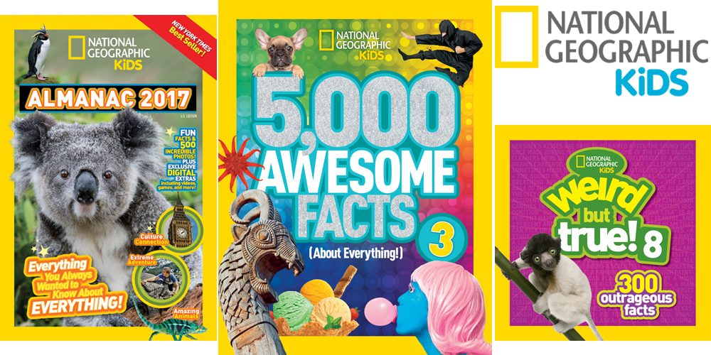 National Geographic Kids Holiday Gifts, Image: Sophie Brown via National Geographic