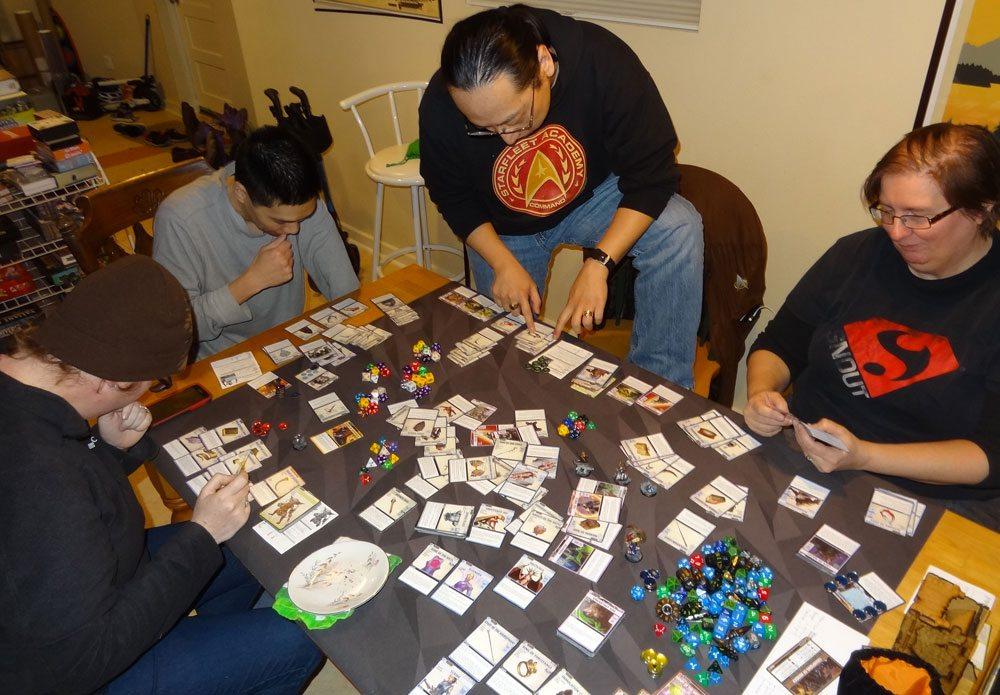 PACG rebuilding decks