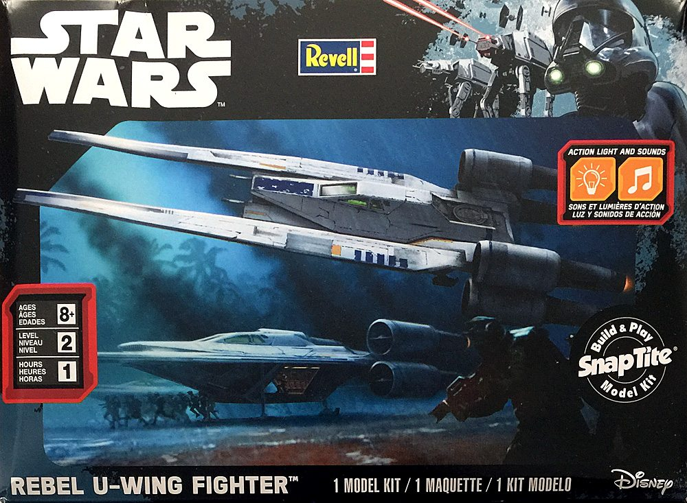 Revell 'Star Wars' U-Wing Model Kit