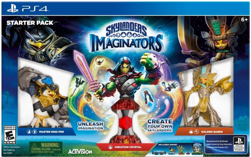 'Skylanders Imaginators' Is One of the Best Yet