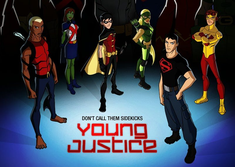 'Young Justice' Returns for Season Three