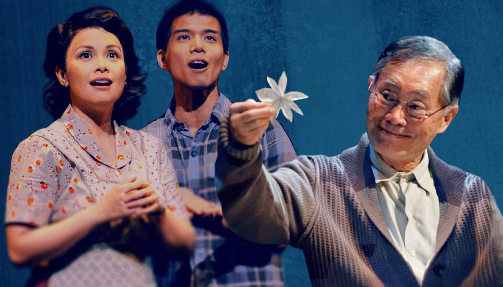 Broadway's 'Allegiance' Coming to a Theater Near You