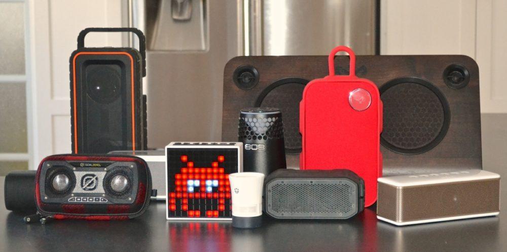 Best Bluetooth speakers 2016