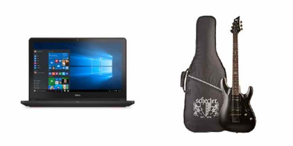 Save Big With End-of-Year Deals on Dell Laptops, Get an Electric Guitar for $99 – Daily Deals!
