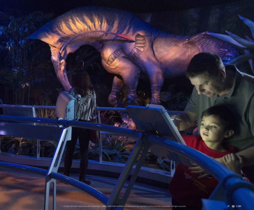 First Images and Video From Avatar: Discover Pandora
