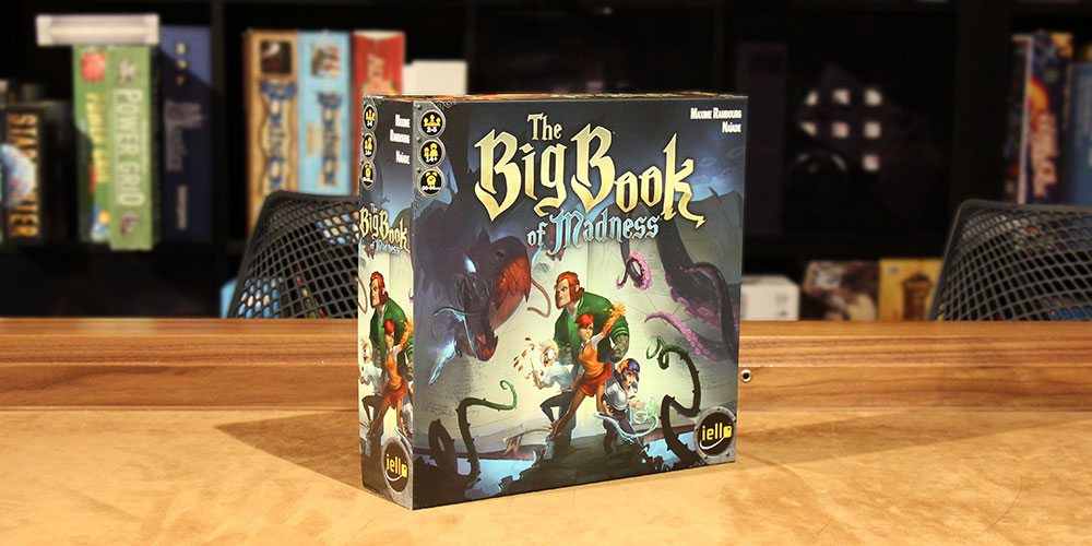 Fight Monsters, Destroy Curses, and Test Your Sanity in 'the Big Book of Madness'