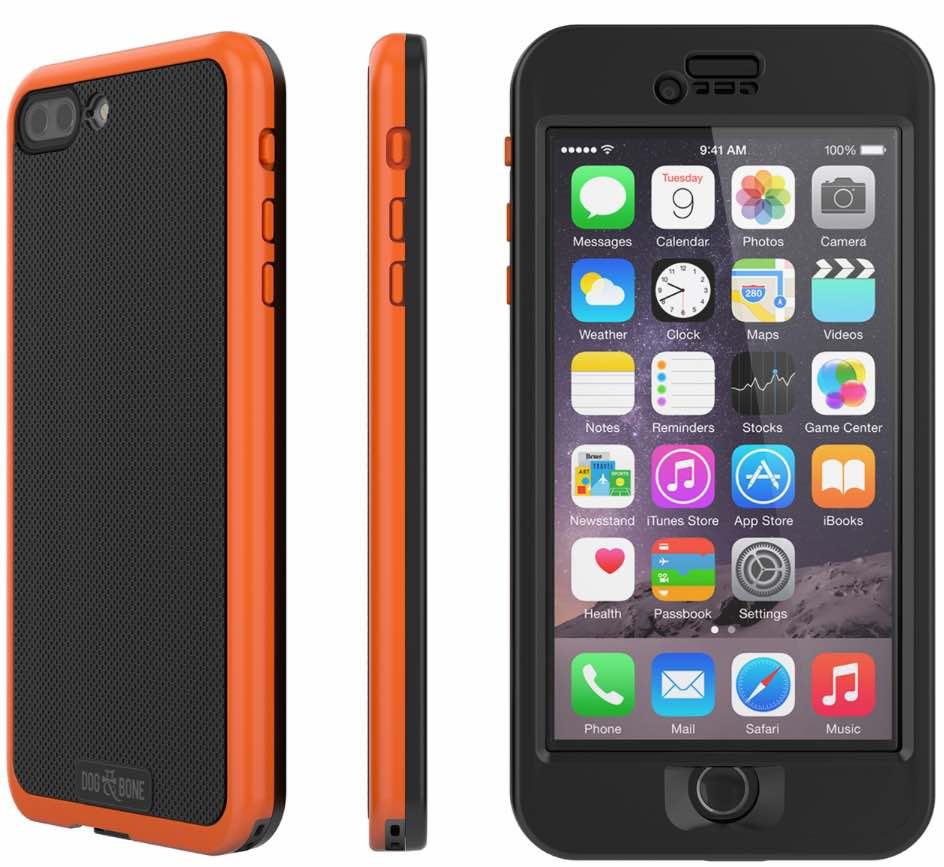 Dog & Bone Wetsuit case for iPhone 7 Plus
