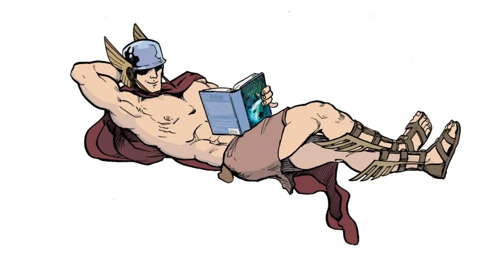 hermes-reading-color