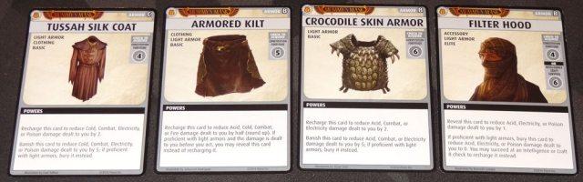 PACG Mummy's Mask Armors
