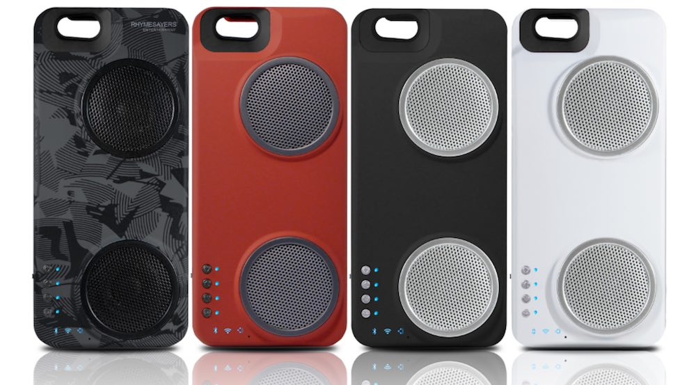 PERI Duo: The Hardcore Music Lover's Multi-Function iPhone Case