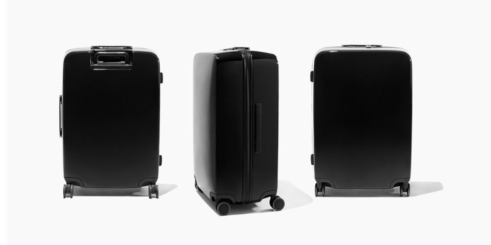 Raden Luggage: Travel With Power