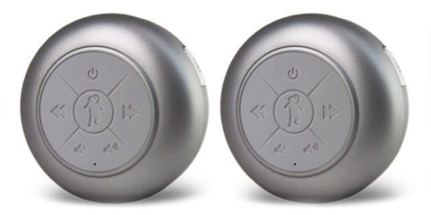 GeekDad Daily Deal: Splash Tunes Pro Dual Waterproof Speaker Set