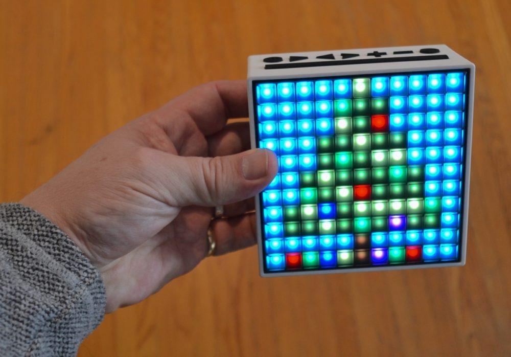 Divoom TimeBox: Okay Wireless Speaker, Awesome LED Gadget