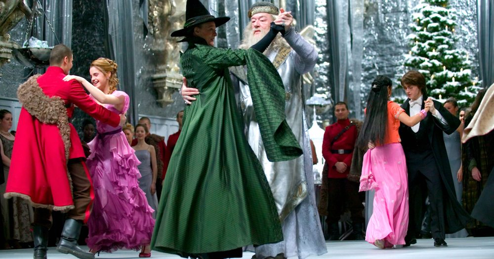 Barnes & Noble Is Making Your Yule Ball Dreams Come True