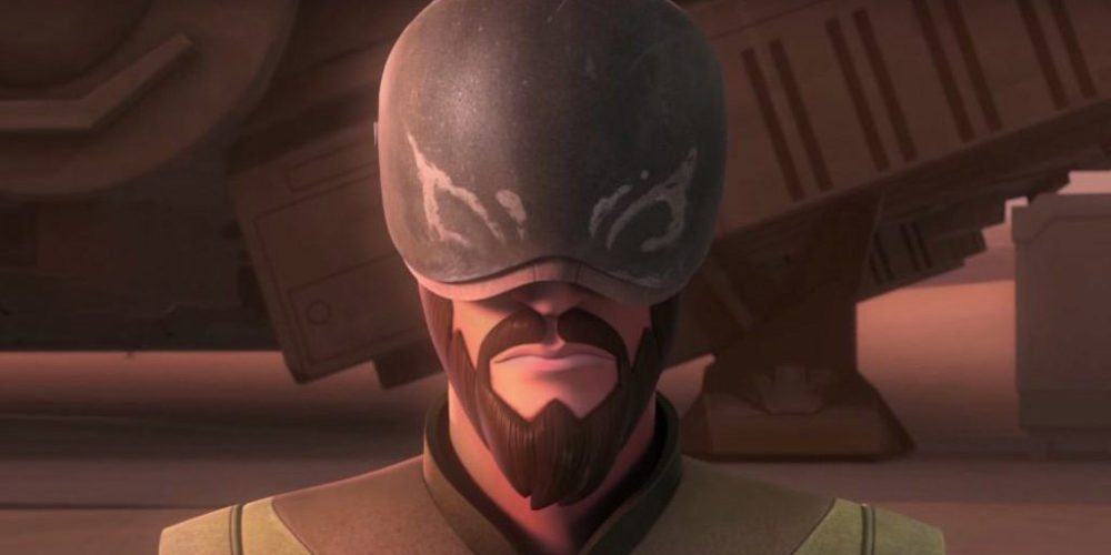 My Next Cosplay: 'Star Wars: Rebels' Kanan Jarrus: Part One