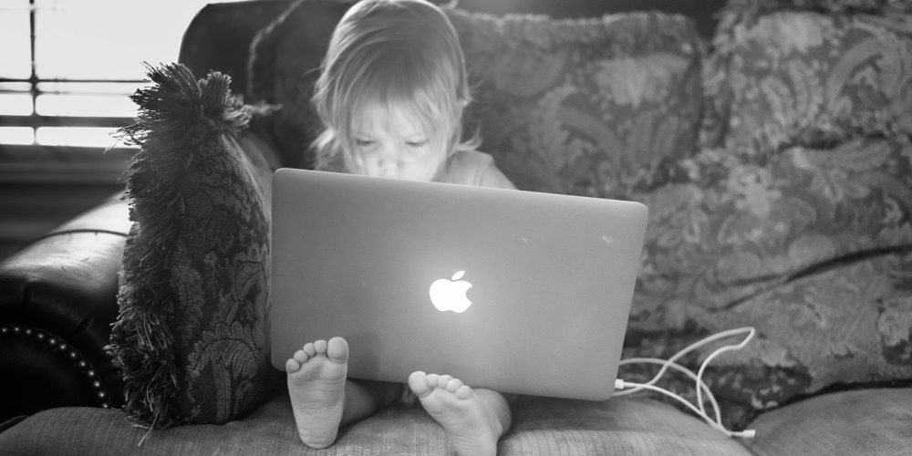 Child, hacker. Image credit: Flickr user donnieray, CC BY 2.0