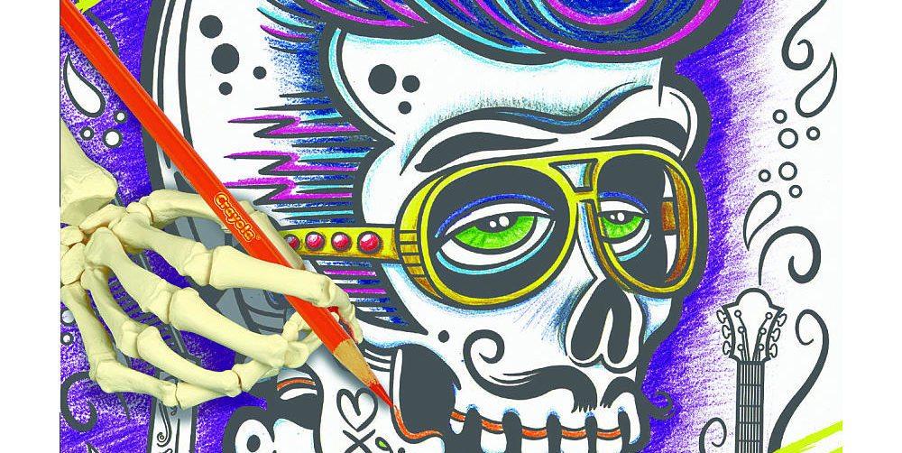 Crayola Art With Edge: Fun for Everyone