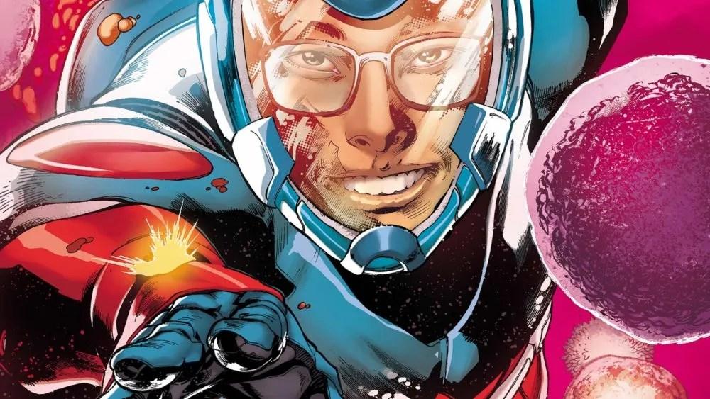 Ryan Choi and Ray Palmer return to DC Comics. image via DC Comics