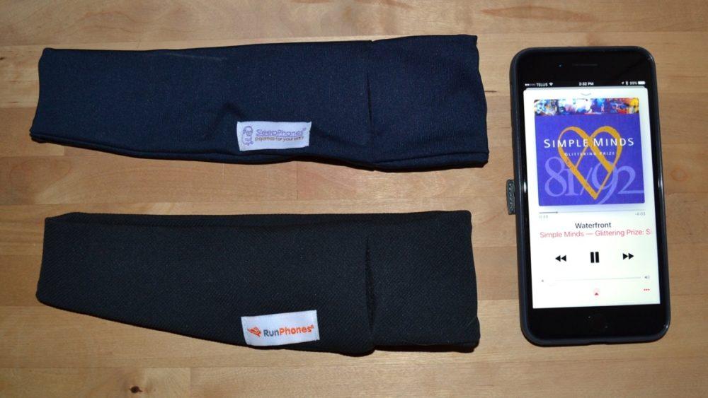 SleepPhones Wireless and RunPhones Wireless