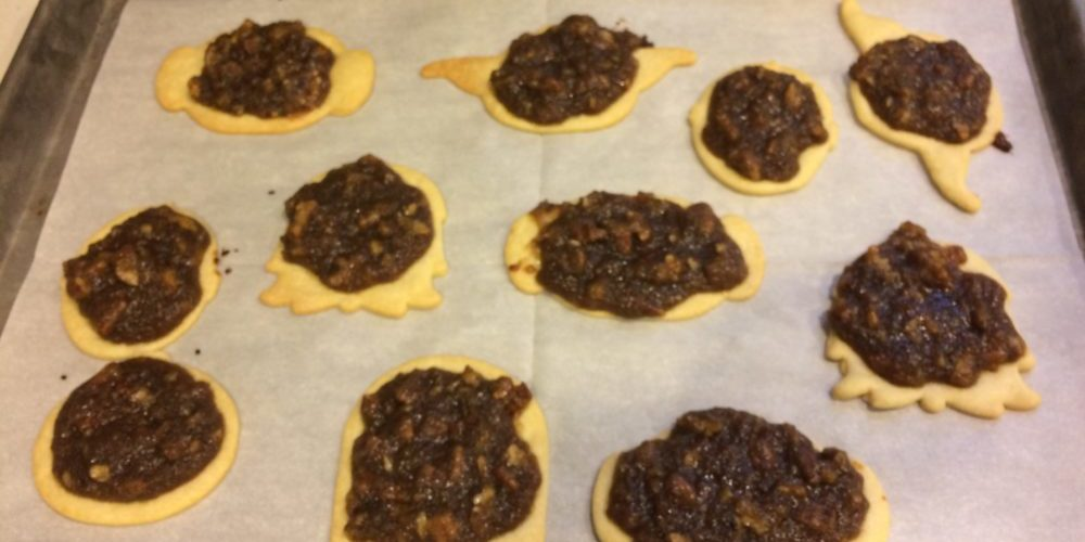 My Terrible Kitchen Challenge: Alabama Pecan Pie Cookies