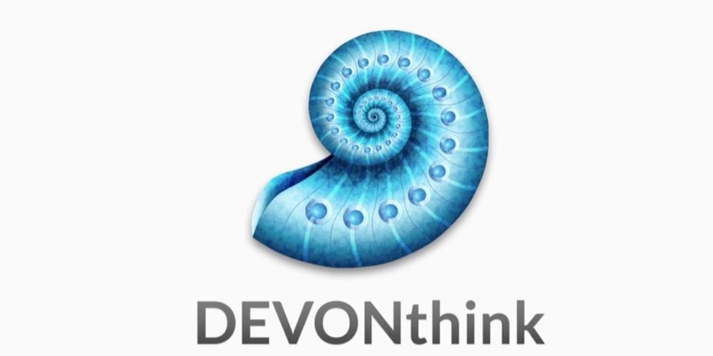 DEVONthink: Magical Data Management for Mac & iOS