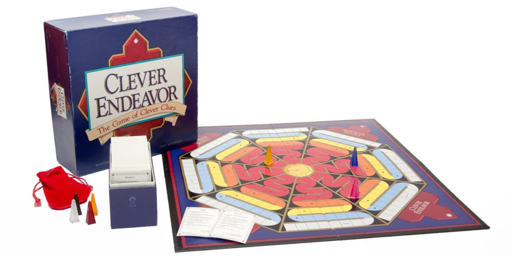 Missing Pieces: 'Clever Endeavor' Is Pun for the Whole Family