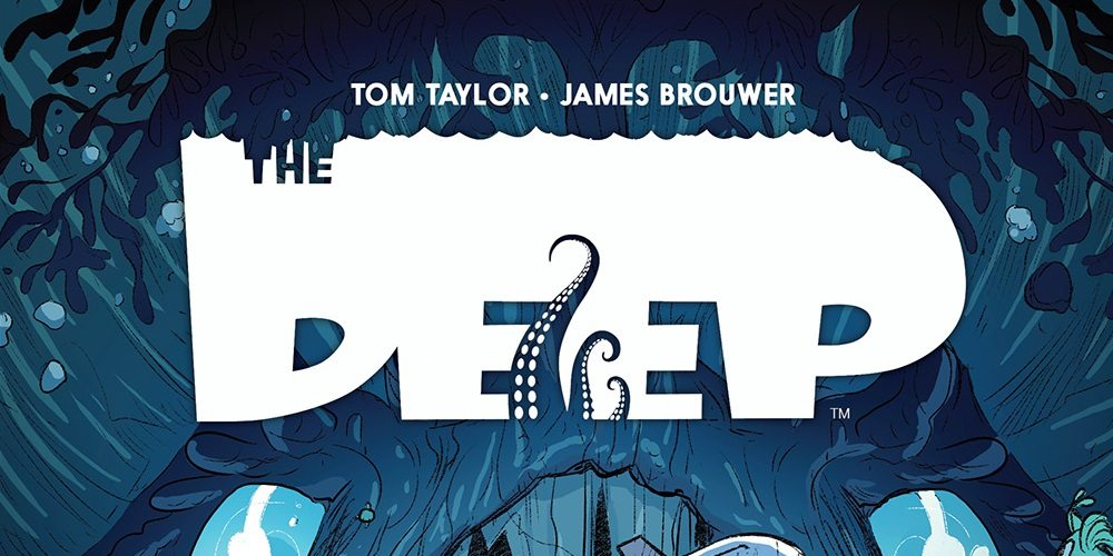 Exclusive Look at KaBOOM!'s New Series 'The Deep'
