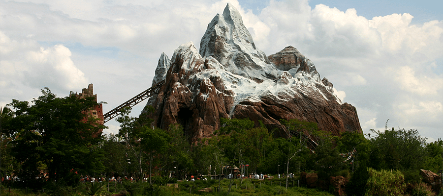Expedition Everest, Image: Sophie Brown
