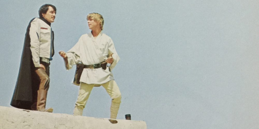Lucas or False Memories: What Are These 'Star Wars' Scenes?