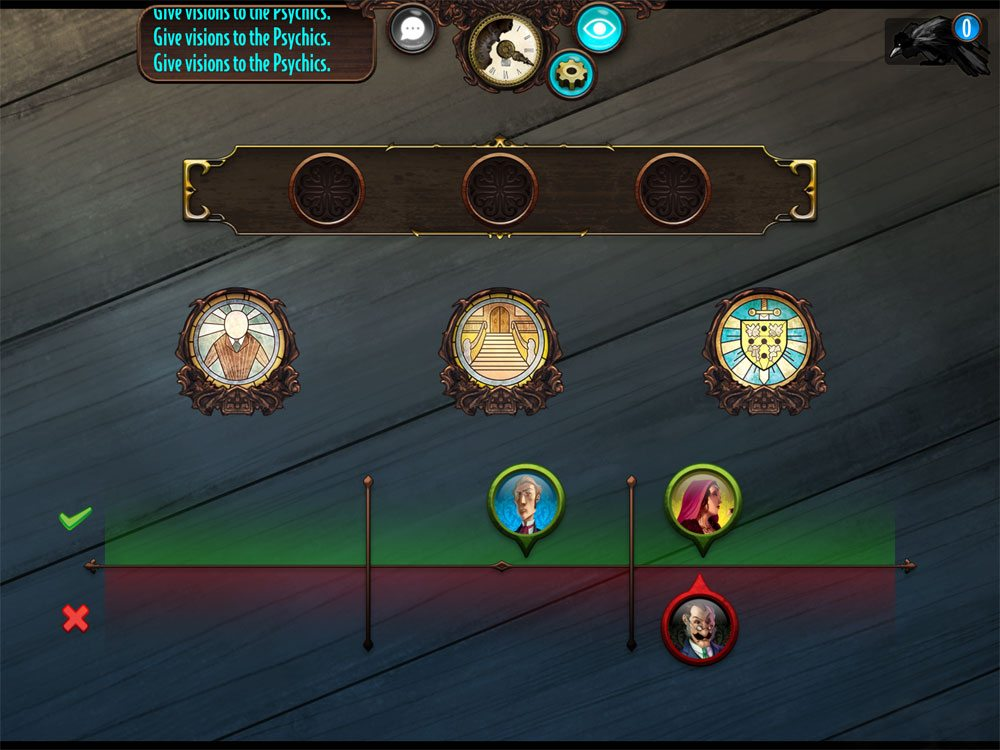 Mysterium results
